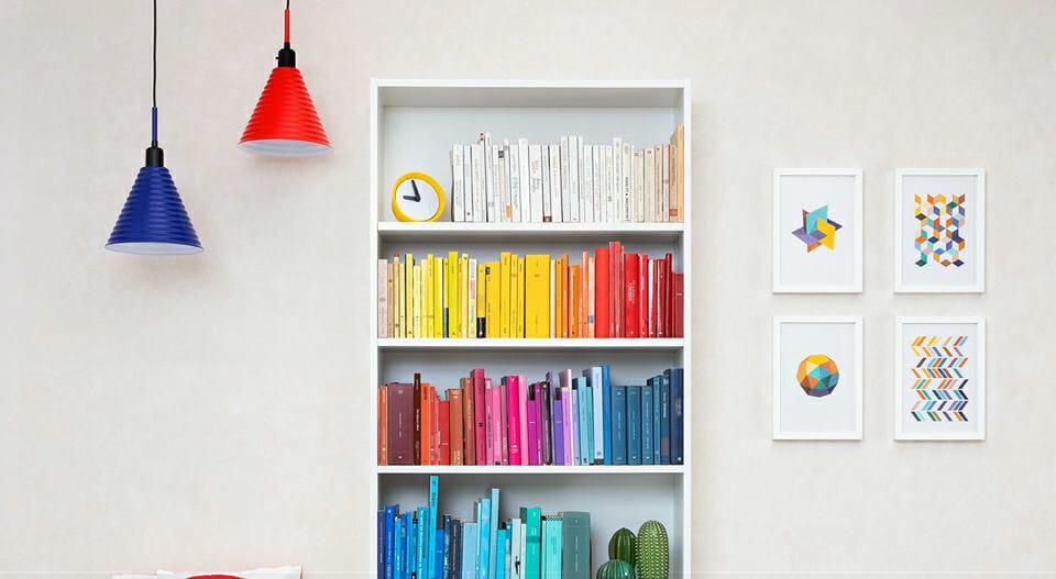 Libreria Billy Ikea Con Ante.I Primi 40 Anni Della Libreria Billy Un Simbolo Che Unisce I