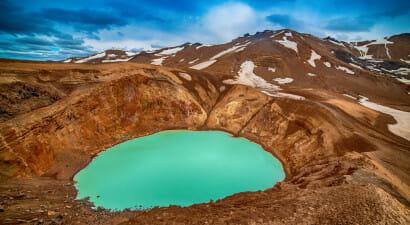 Viaggio attraverso i vulcani dell'Islanda (con il primo autore italiano di Iperborea)