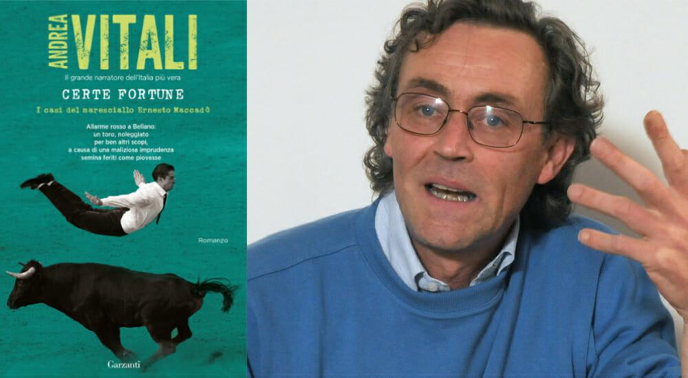 """""""Certe fortune"""": il nuovo romanzo di Andrea Vitali, ambientato nella Bellano del 1928"""