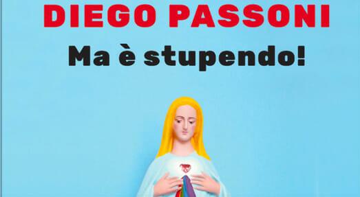 """Dalla radio al primo libro: """"Ma è stupendo!"""" di Diego Passoni"""