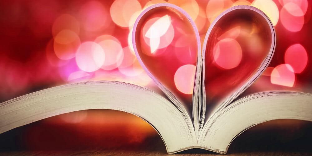 Romanzi rosa e libri d'amore da leggere e regalare