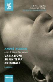 Romanzi rosa. copertina Aciman