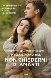 Romanzi rosa da leggere: Copertina Megan Maxwell