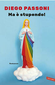 Libri rosa da leggere: copertina Diego Passoni