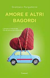 """Libri rosa da leggere: copertina """"Amore e altri bagordi"""""""