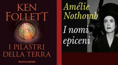 Ken Follett e Amélie Nothomb su L'audiolibraio: la nuova puntata del podcast
