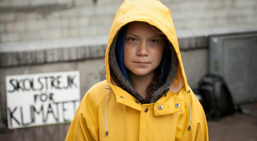 L'attivista Greta Thunberg proposta per il premio Nobel per la Pace
