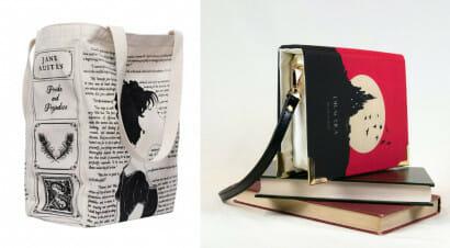 Idee regalo per lettori: ecco tante borse a tema