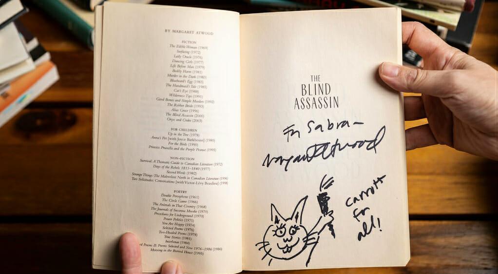 I coniglietti disegnati da Margaret Atwood e da altri grandi scrittori