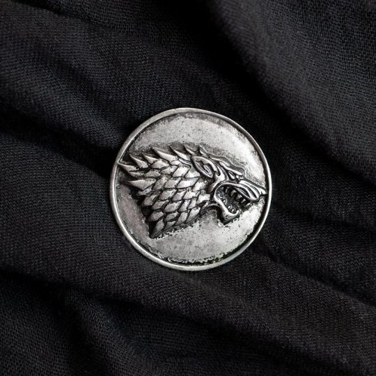 regalo per lettori spilla Game of Thrones