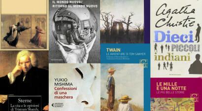 I 100 libri da leggere assolutamente nella vita
