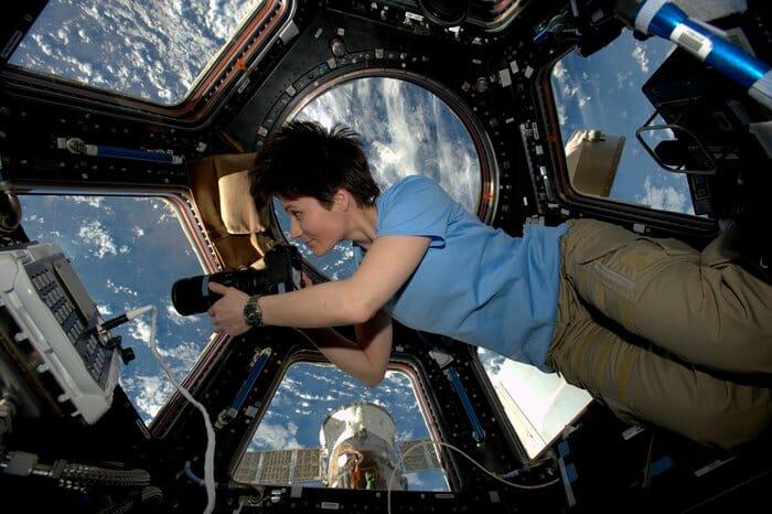 Storia di un'astronauta: incontro con Samantha Cristoforetti