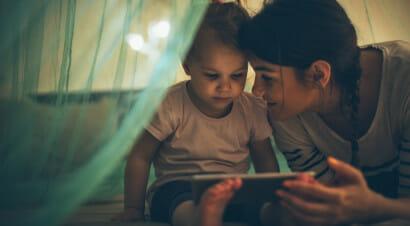 Se i genitori chiedono ad Alexa di leggere le storie della buonanotte ai bambini...