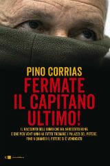 """Libri da leggere estate 2019:copertina del libro """"Fermate il capitano Ultimo"""""""