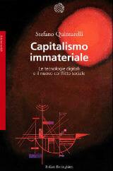 """libri da leggere estate 2019: copertina del libro """"Capitalismo immateriale"""""""