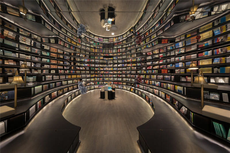 libreria cinese Star Avenue Credit Shao Feng