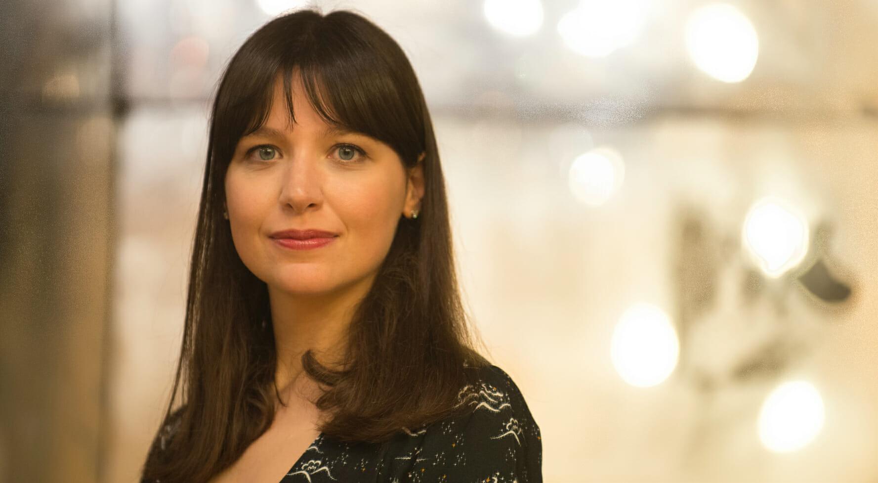 Costanza Macallè, la nuova (dolcissima) protagonista di Alessia Gazzola