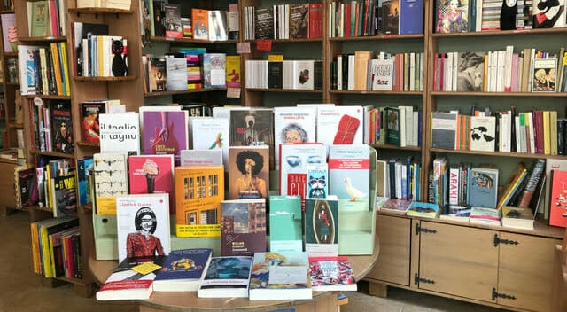 Nuovo nome, stessa libreria: a Roma \