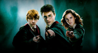 La saga fantasy di Harry Potter