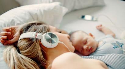 In Italia crescono del 28,3% gli ascoltatori di audiolibri