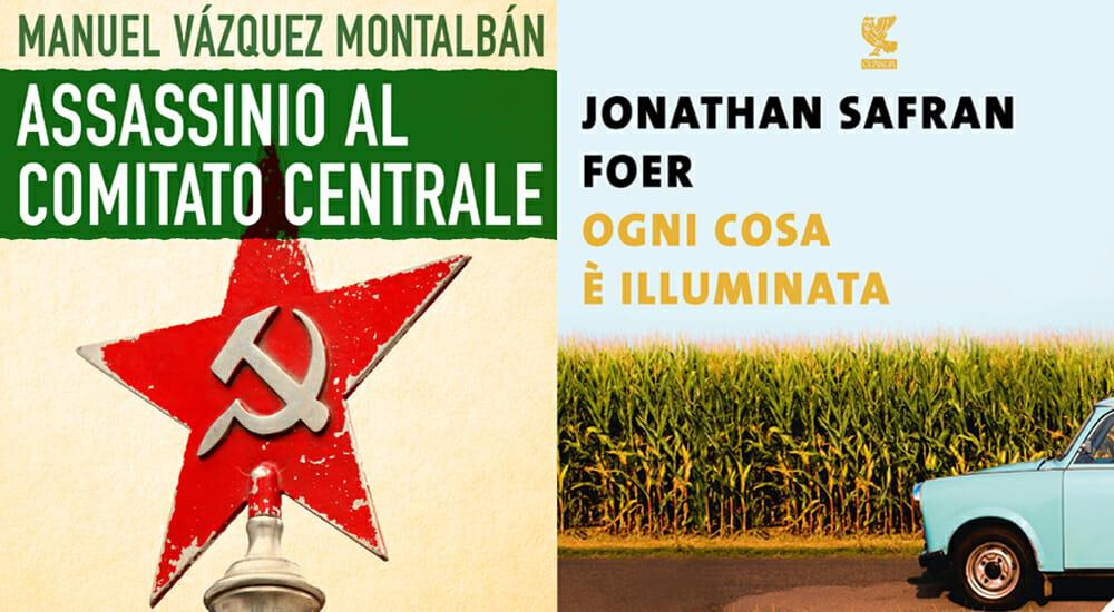 """Su L'Audiolibraio """"Ogni cosa è illuminata"""" di Foer e le inchieste di Pepe Carvalho: ascolta il podcast"""