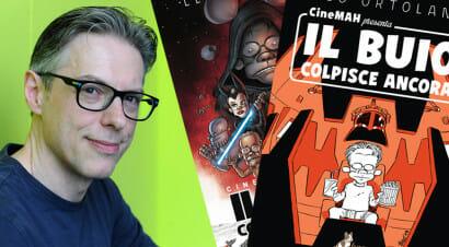 Cinema a fumetti: Leo Ortolani colpisce ancora