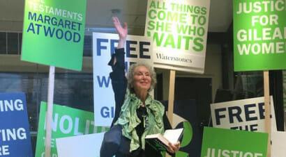 Il racconto dell'ancello: i miei giorni al fianco di Margaret Atwood