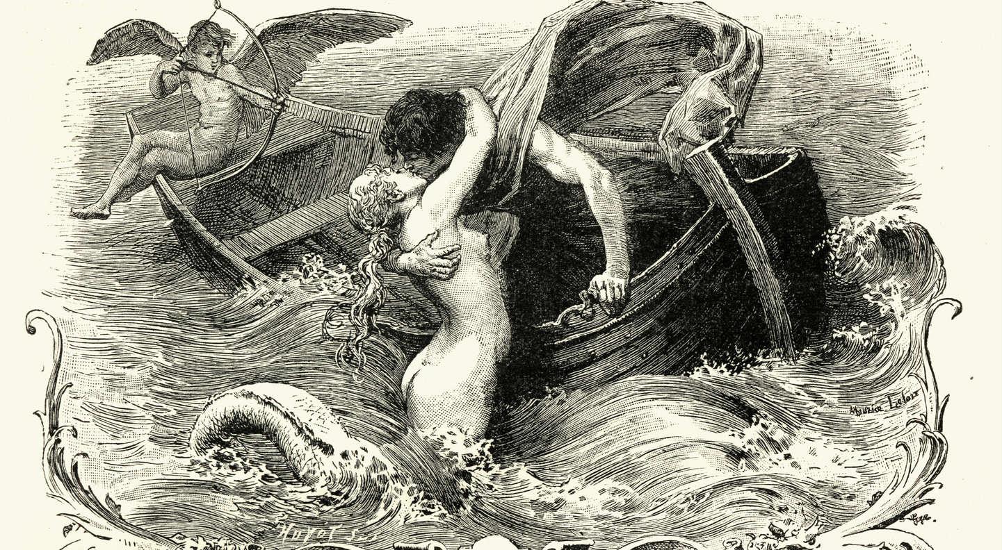 Sirene e seduzione: viaggio nel mito