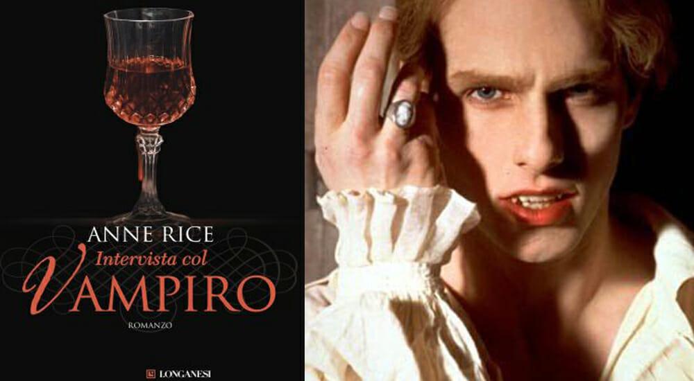 """""""Intervista col vampiro"""" su Netflix: il libro da cui è tratto il film cult (e la serie tv in arrivo)"""