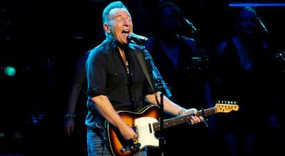 Bruce Springsteen, canto di un pellegrino errante dell'America