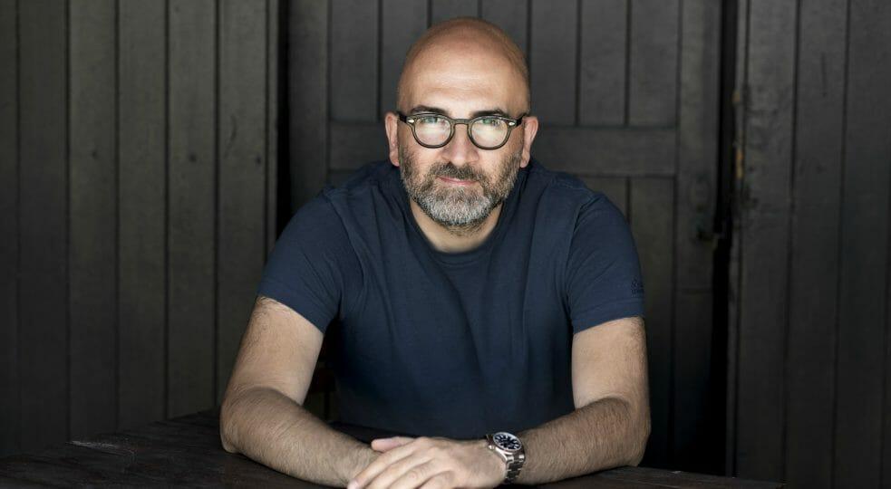 """""""Erano anni che provavo ad architettare un thriller senza omicidi..."""": Carrisi si racconta"""