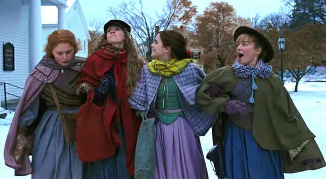 """""""Ora voglio essere Louisa May Alcott"""": le Piccole Donne di Greta Gerwig"""