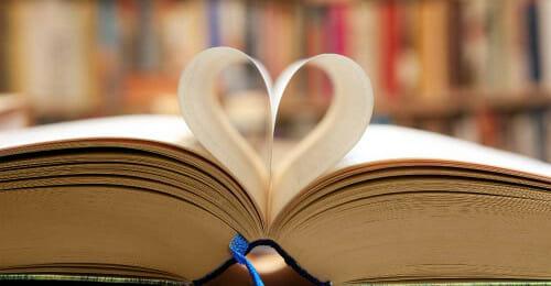 San Valentino, tanti libri da leggere e regalare