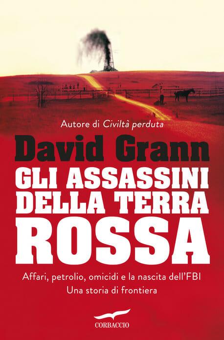 copertina gli assassini della terra rossa