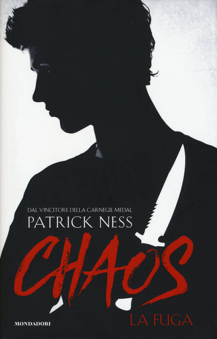 copertina la fuga della saga chaos