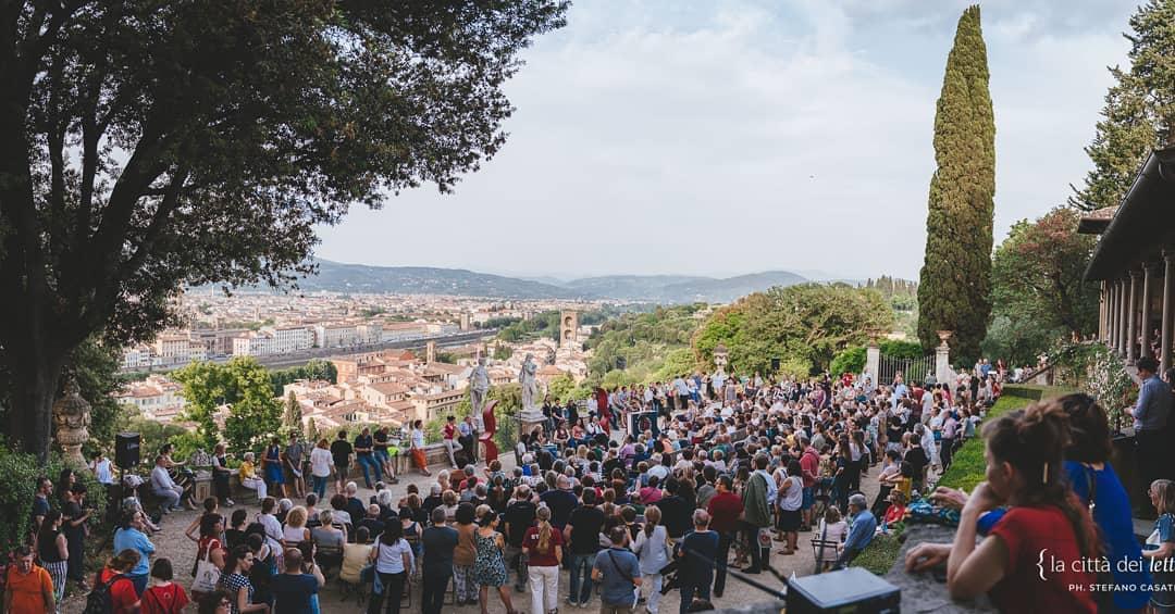 La città dei lettori festival