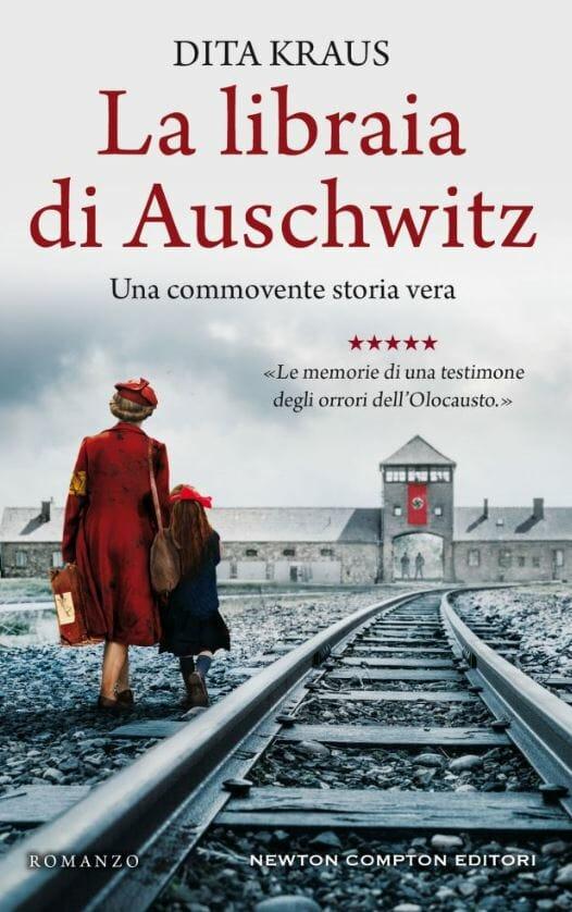 la libraia di Auschwitz libri giorno memoria 2021