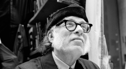 Isaac Asimov: vita e libri da un passato futuro