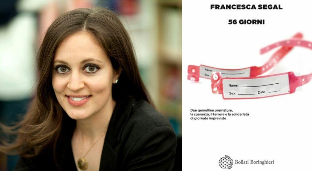 """""""56 giorni"""" di Francesca Segal: la maternità come atto d'amore e riconoscenza"""