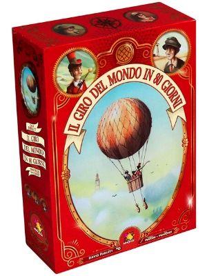 giochi da tavolo ispirati ai libri il giro del mondo in 80 giorni