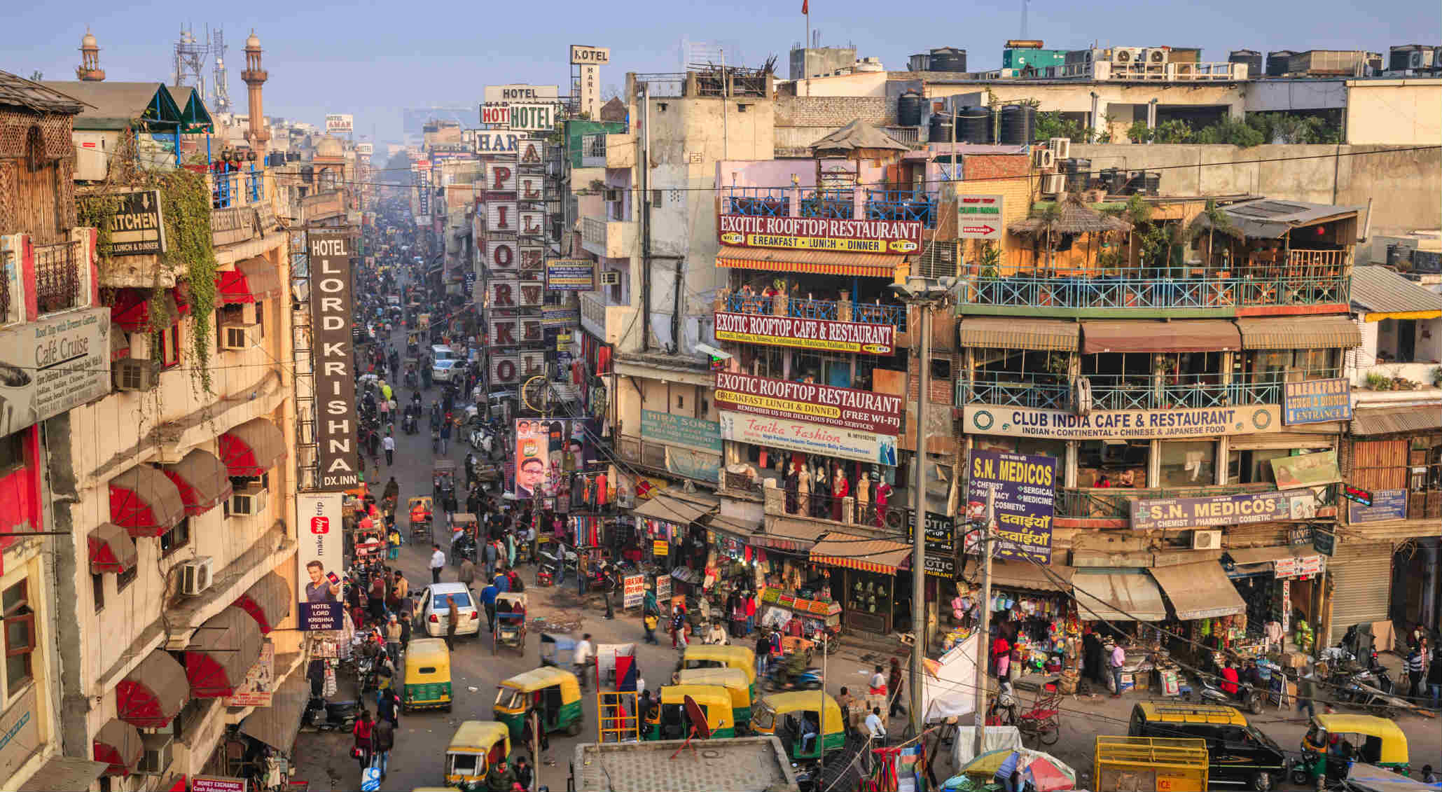 The Passenger racconta le contraddizioni dell'India