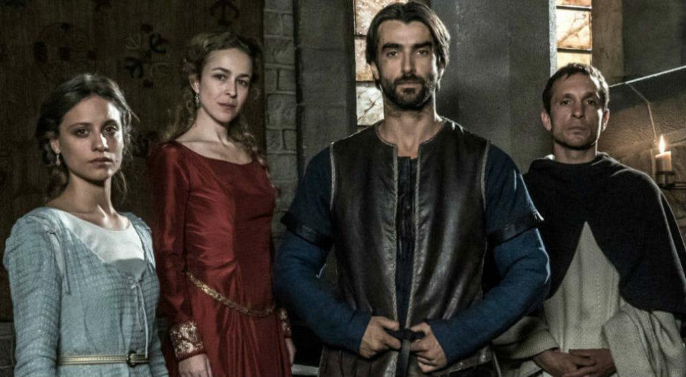 """""""La cattedrale del mare"""": su Canale5 la serie tv tratta dal bestseller"""