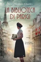Libri da leggere estate 2020 copertina la biblioteca di parigi charles