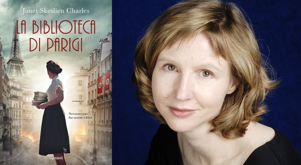 """La biblioteca di Parigi"" di Janet Skeslien Charles: un ponte di romanzi fra Storia e cultura"