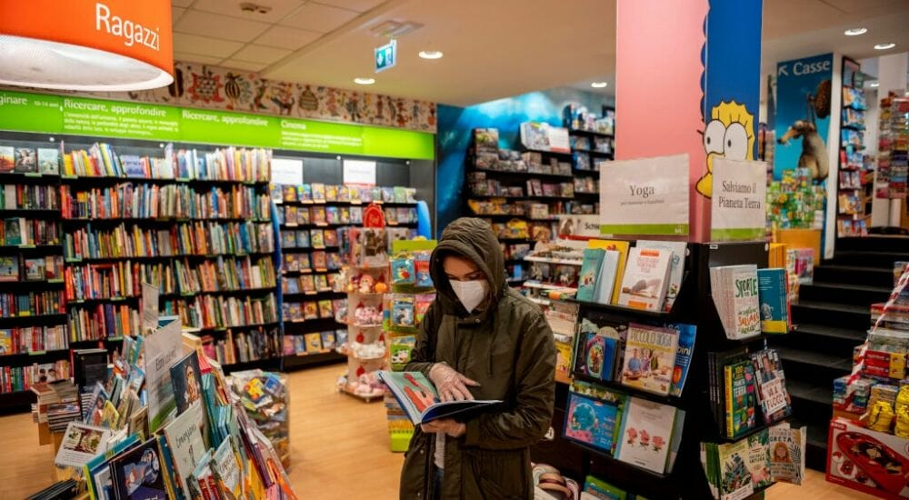 Librerie: le presentazioni di libri (in sicurezza) sono consentite dal nuovo decreto?