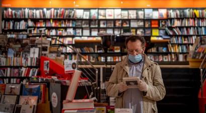 Libri che raccontano l'epidemia di Covid-19