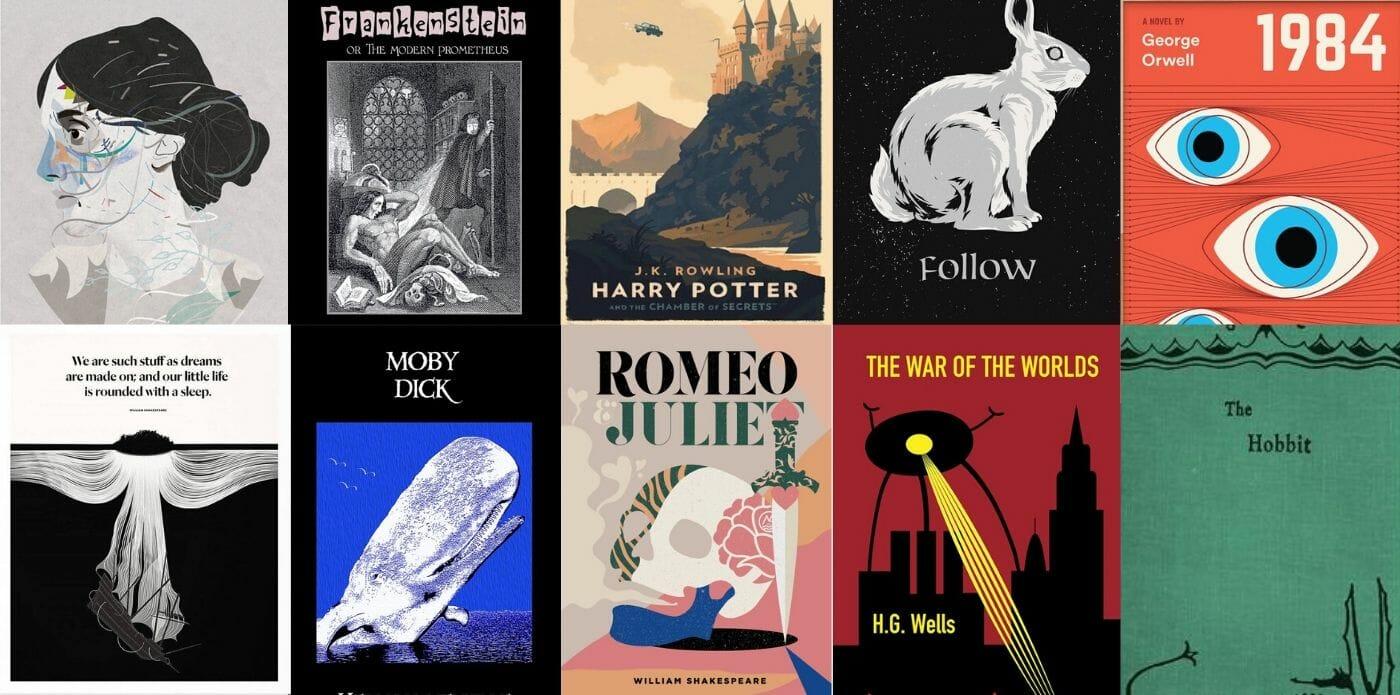 Idee regalo: poster ispirati ai libri