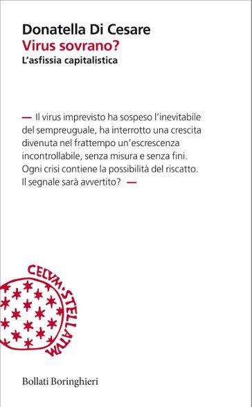 libri virus sovrano donatella di cecare
