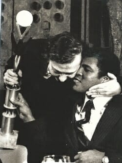 Cassius Clay, Gianni Minà