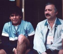 Maradona, Minà